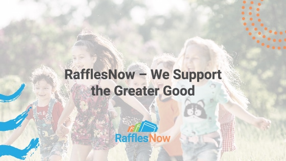RafflesNow – We Support the Greater Good